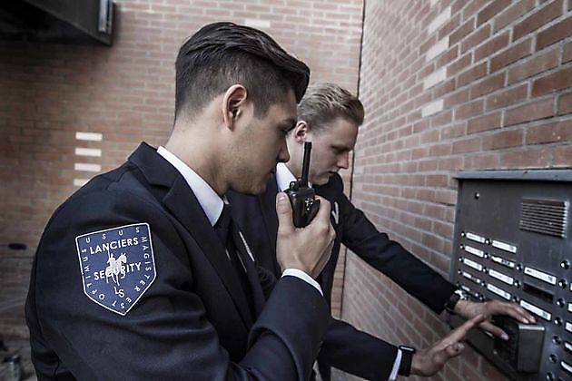 SBB erkend leerbedrijf - Lanciers Security Apeldoorn
