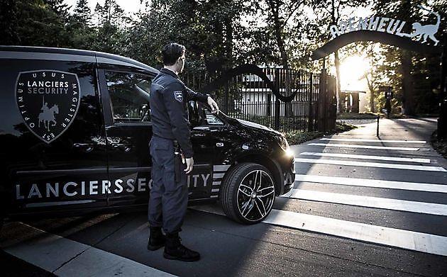 Objectbeveiliging - Lanciers Security Apeldoorn
