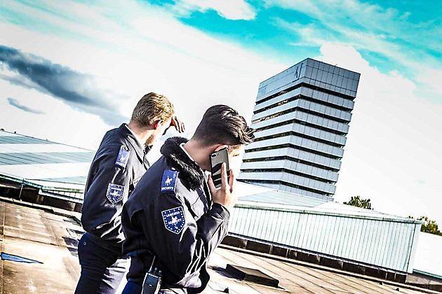 Beveiliging en technische ondersteuning Markant - Lanciers Security Apeldoorn