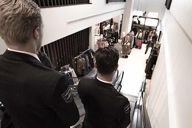 Winkelcentrum Oranjerie Apeldoorn - Lanciers Security Apeldoorn