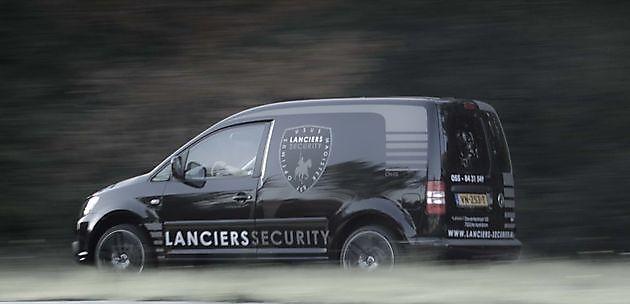 Mobiele surveillancediensten - Lanciers Security Apeldoorn