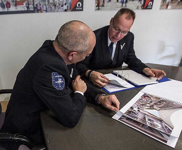Advies voor een professioneel beveiligingsplan - Lanciers Security Apeldoorn