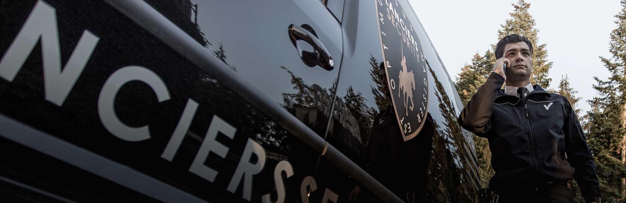 Goed opgeleide beveiligers - Lanciers Security Apeldoorn
