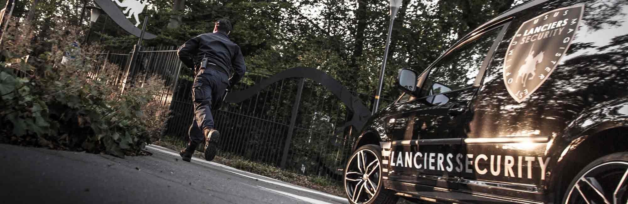Beveiliging & bewaking - Lanciers Security Apeldoorn